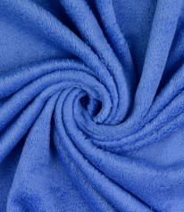 FLEECE WELLNESS - Blau