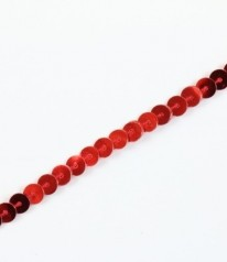 Paillettenband 6mm Rot