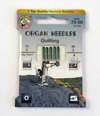 NÄHMASCHINEN NADELN Organ Needles Quilting 75-90