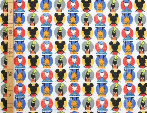 JERSEY MICKEY MOUSE Retro Friends