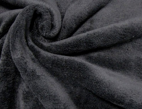 FLEECE WELLNESS - Schwarz