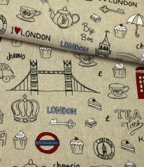 CANVAS DRUCK * AROUND THE WORLD London