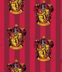 HARRY POTTER * GRIFFINDOR Hauswappen School Crest