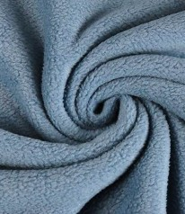 FLEECE-ANTIPILLING - Eisblau