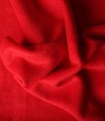 FLEECE-ANTIPILLING - Rot