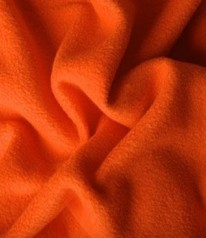FLEECE-ANTIPILLING - Orange