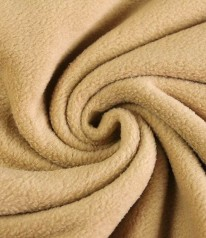 FLEECE-ANTIPILLING - Camel