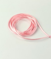 Satin Kordel 2,5mm ROSA